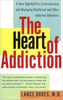 Cover of The Heart of Addiction by Lance Dodes