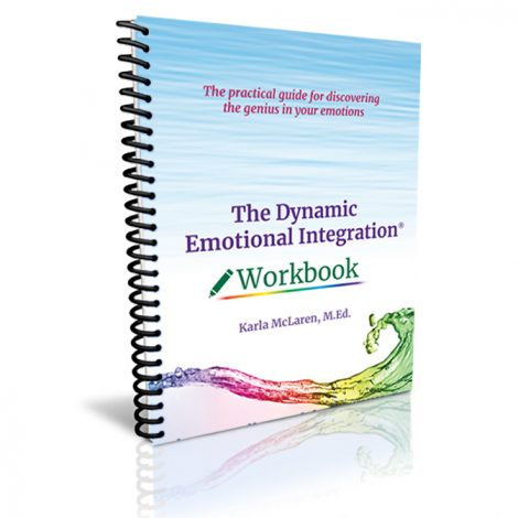 Cover of The Dynamic Emotional Integration Workbook