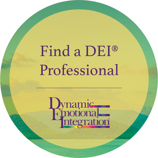 This button takes you to the DEI Professionals registry