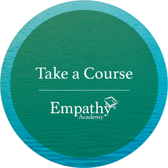 This button takes you to the Empathy Academy online learning site