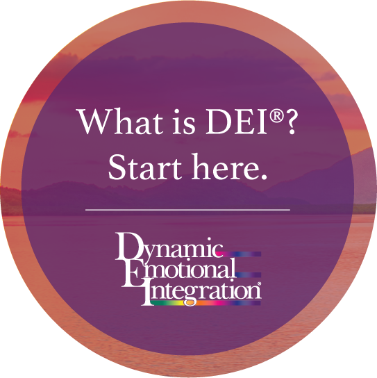 This button takes you to the What is DEI? page